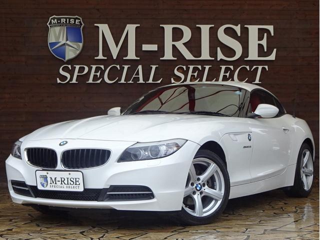 BMW sDrive23i ハイラインパッケージ 赤レザーシート