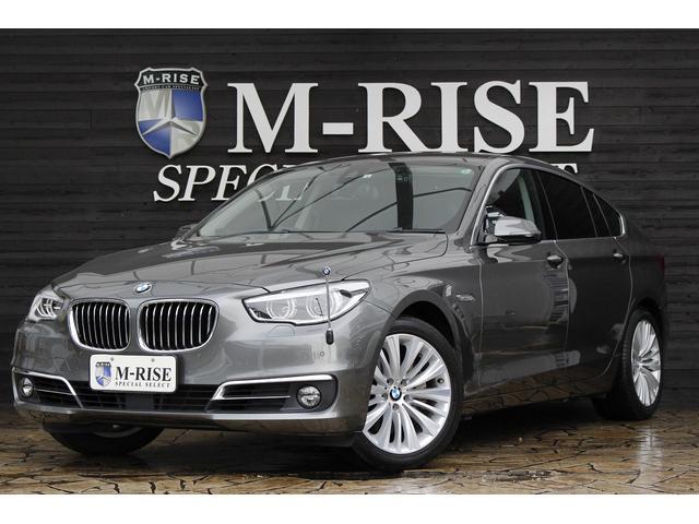 BMW 528iグランツーリスモ ラグジュアリー ワンオーナー ブラウンレザーシート 全席シートH F席シートクーラー アクティブクルーズ ソフトクローズ 19AW コンフォートアクセス アラウンドビューモニター BSM レーンディパーチャー
