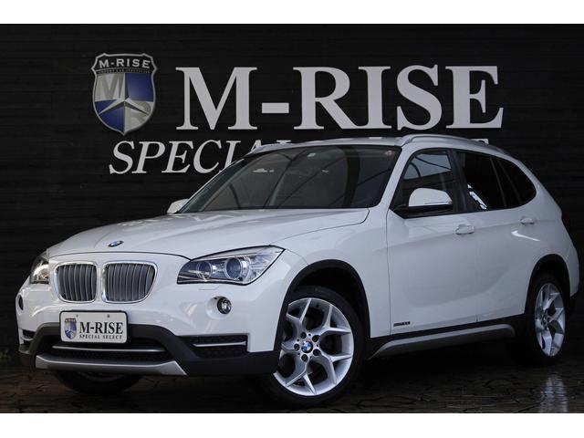 BMW sDrive 20i xライン ブラウンレザーシート シートヒーター 社外インダッシュナビ TV バックカメラ コンフォートアクセス メモリー付Pシート