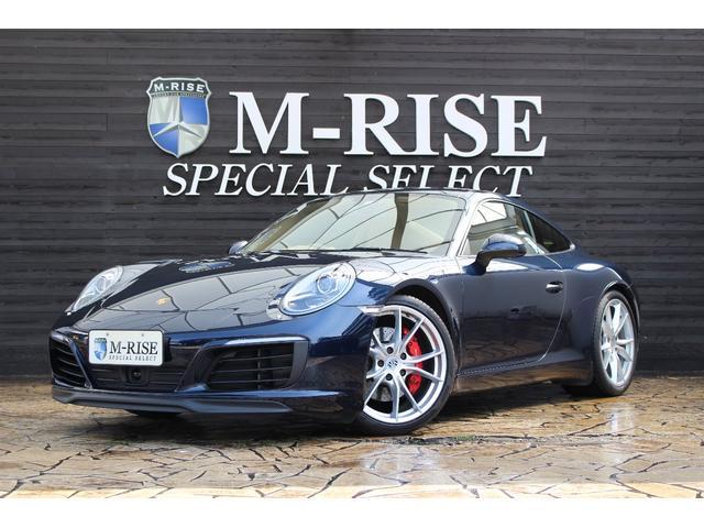 ポルシェ 911 911カレラS スポーツクロノ スポーツエグゾーストACC アルミペダル シートH レザーインテリアPKG BOSEサウンド GTスポーツステアリング PASM 助手席ラゲッジネット