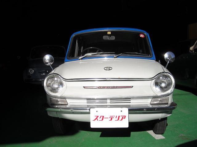 マツダ  キャロル360