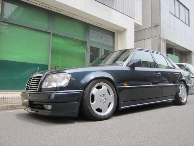 メルセデス・ベンツ E280 リミテッド D車 禁煙車 グレーレザー