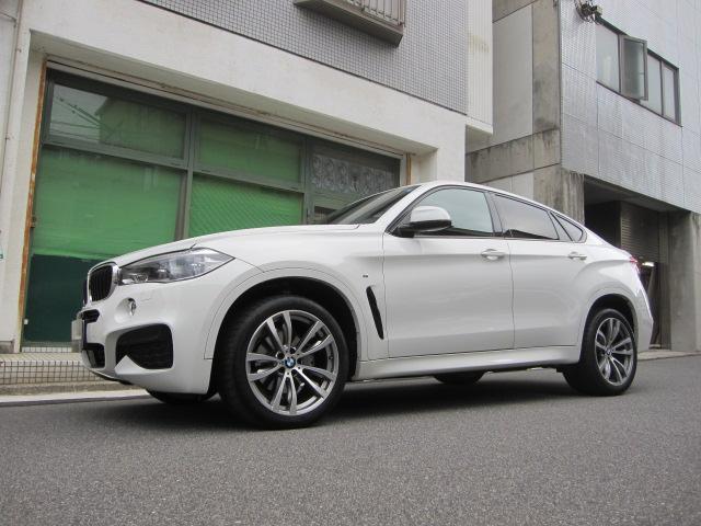 BMW xDrive 35i Mスポーツ D車 1オーナー 禁煙車