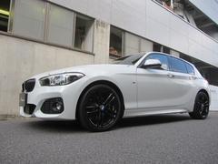 BMW118i Mスポーツ エディションシャドー 禁煙車 1オーナ