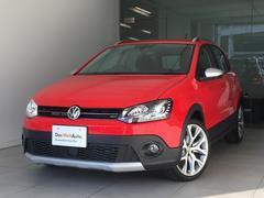 VW ポロクロスポロ純正SDナビAクルーズRカメラ新車保証継承