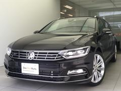 VW パサートヴァリアント2.0TSI Rライン純正ナビレザーシート認定中古車