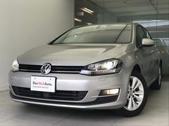 VW ゴルフTSIコンフォートライン純正ナビAクルーズ認定中古車1年保証