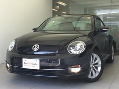 VW ザ・ビートルデザインレザーパッケージ純正ナビRカメラ認定中古車1年保証