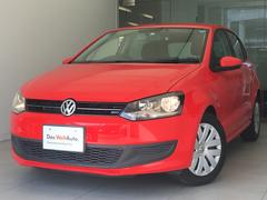VW ポロTSIコンフォートラインBMT純正オーディオ認定中古車