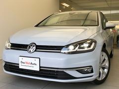 VW ゴルフTSIハイライン純正ナビテクノロジーパッケージ認定中古車