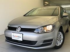 VW ゴルフTSIトレンドラインブルーモーションテクノロジー認定中古車