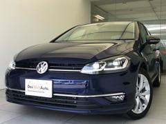 VW ゴルフTSIハイライン純正ナビ追従クルーズテクノロジーパッケージ