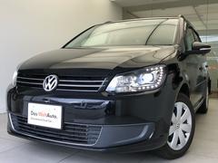 VW ゴルフトゥーランTSIコンフォートラインSDナビRカメラキセノン認定中古車
