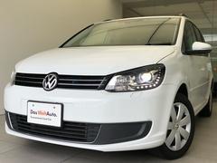 VW ゴルフトゥーランTSIコンフォートライン純正ナビRカメラキセノン認定中古車