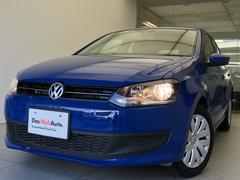 VW ポロTSIコンフォートラインBMT認定中古車