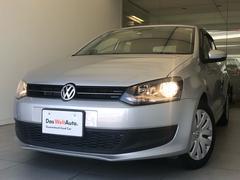 VW ポロTSIコンフォートラインBMT純正ナビETC認定中古車