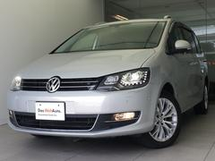 VW シャランTSI ハイラインBMT純正ナビRカメラ認定中古車