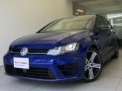 VW ゴルフRベースグレード純正ナビRカメラAクルーズ認定中古車