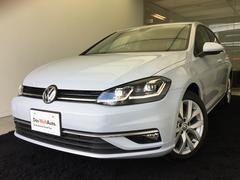 VW ゴルフTSI HL 純正ナビ バックカメラ ACC 認定中古車
