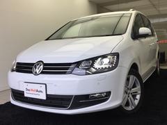 VW シャランTSI ハイライン 純正ナビ バックカメラ 認定中古車