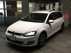VW ゴルフヴァリアントTSIハイライン コネクト 純正ナビ バックカメラ認定中古車