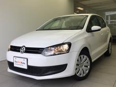 VW ポロTSIコンフォートライン ドラレコ ETC 認定中古車