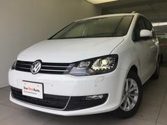 VW シャランTSI コンフォートライン 純正ナビ 3列シート 認定中古車