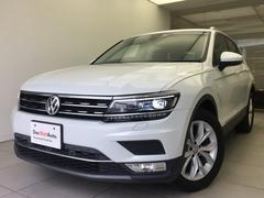 VW ティグアンTSI ハイライン サンルーフ ACC 認定中古車