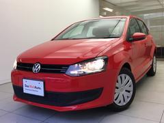 VW ポロコンフォートラインブルーモーションテクノロジー認定中古車