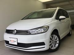 VW ゴルフトゥーランTDI コンフォートライン 純正ナビ バックカメラ認定中古車