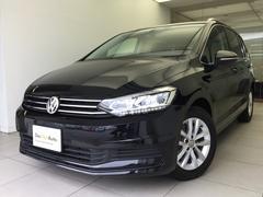 VW ゴルフトゥーランTSI コンフォートライン 純正ナビ バックカメラ認定中古車