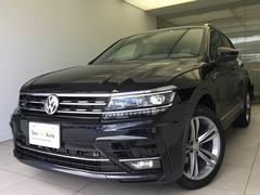 VW ティグアンTDI 4モーション Rライン デジタルメーター 認定中古車