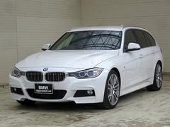 BMW320dツーリング エクスクルーシブ スポーツ茶革ACC