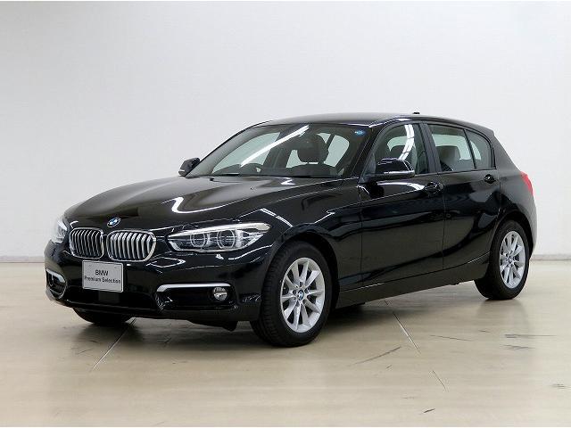 BMW 118d スタイル LED Pサポート Aクルコン 車線逸脱
