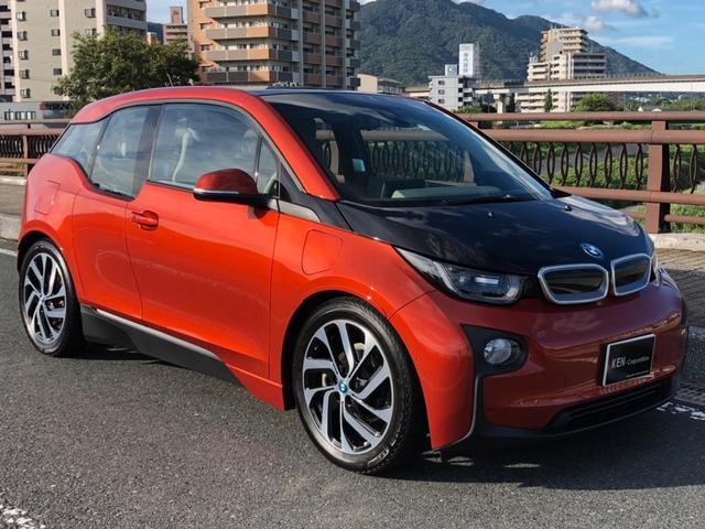 BMW レンジ・エクステンダー装備車 ワンオーナー 禁煙車 バックカメラ LEDヘッドライト