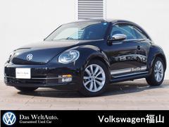 VW ザ・ビートルデザインレザーパッケージ 純ナビBカメ 正規認定中古車