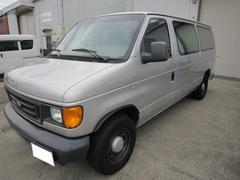 フォード E−150実走行証明書付 リアフルフラットシート 11ナンバー