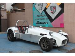 バーキン スーパー7新車並行車 右ハンドル ステンレス製レーシングマフラー