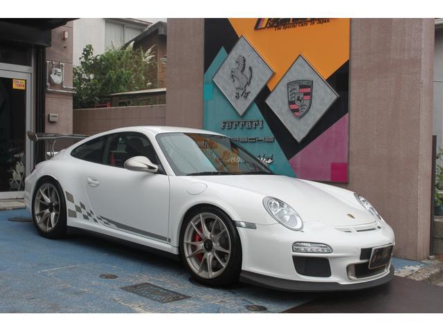 ポルシェ 911 GT3 RS3.8 クラブスポーツ COX物 記録簿