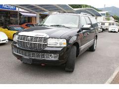 リンカーン ナビゲーターL 4WD 新車並行車 7人