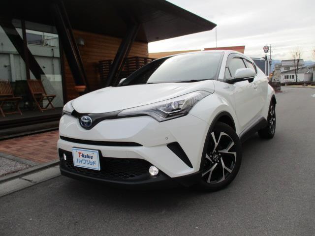 トヨタ HV G セーフティセンス 当社試乗車