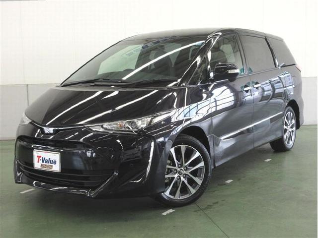 トヨタ アエラス プレミアム 4WD 2年間走行無制限保証