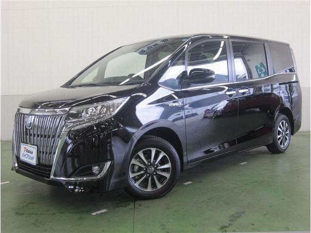 トヨタ ハイブリッドGi セーフティセンス 当社試乗車 メモリナビ