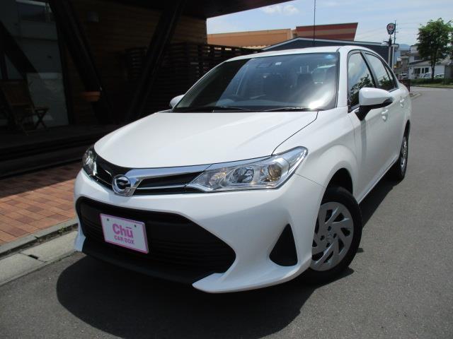 トヨタ X 4WD セーフティセンス 当社試乗車