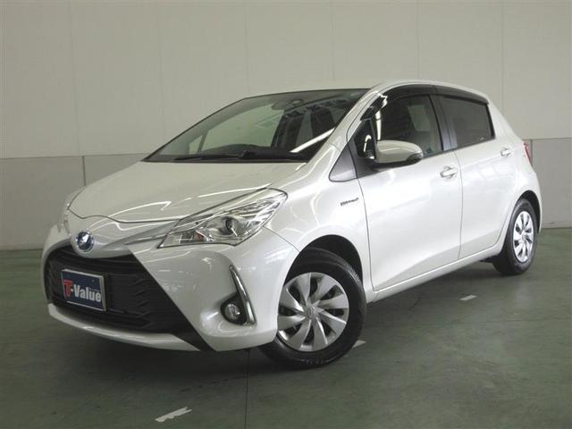トヨタ ハイブリッド F 当社サービスカー セーフティセンスC