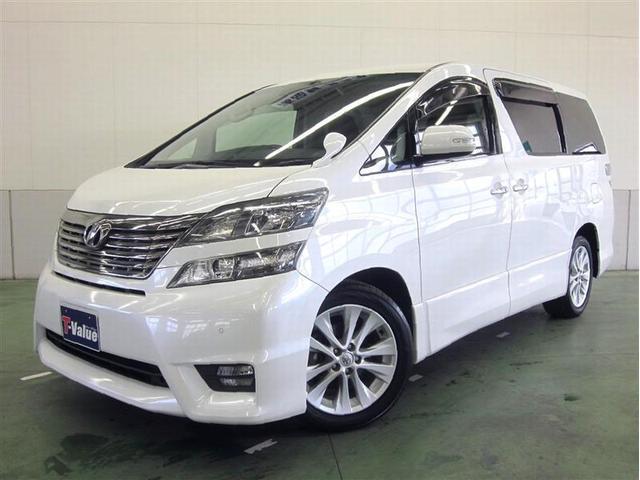 トヨタ 2.4Z 4WD 8人乗り 両側電動 HIDライト ETC