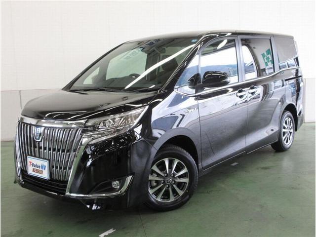 トヨタ ハイブリッドGi プレミアムパッケージ 当社試乗車 SDナビ