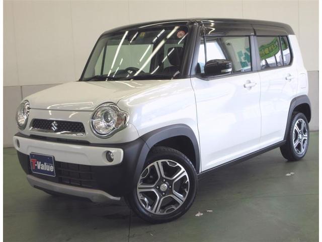 スズキ X スマホレンケイナビ 4WD レーダーブレーキサポート付