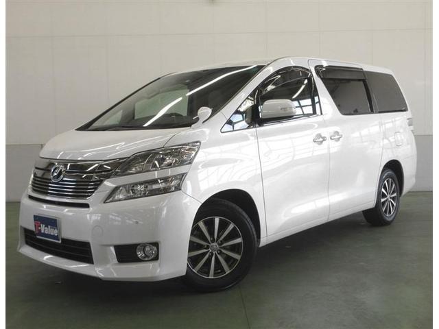 トヨタ 2.4X 4WD HDDナビフルセグ 両側電動8人乗りHID