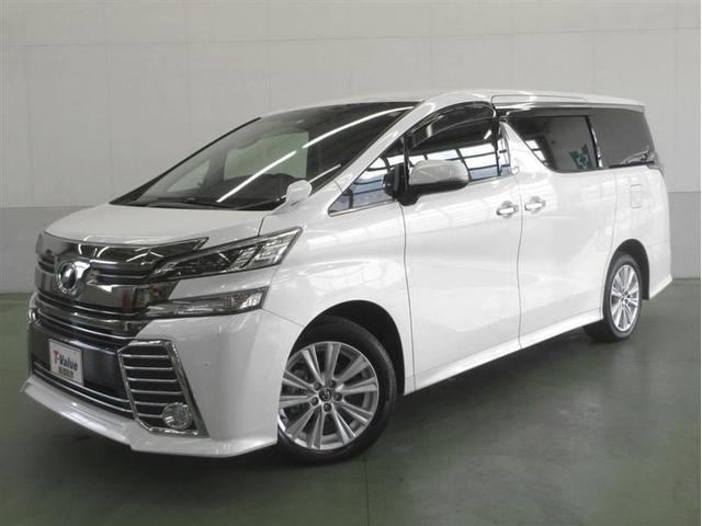 トヨタ Z Aエディション 4WD 7人乗り 両側電動 LEDライト